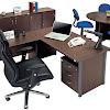 Furniture Kantor Unik Bermaterial Kayu