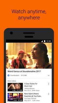 Download YouTube Go v0.65.59 APK for Android Latest Version Update 2017 Gratis