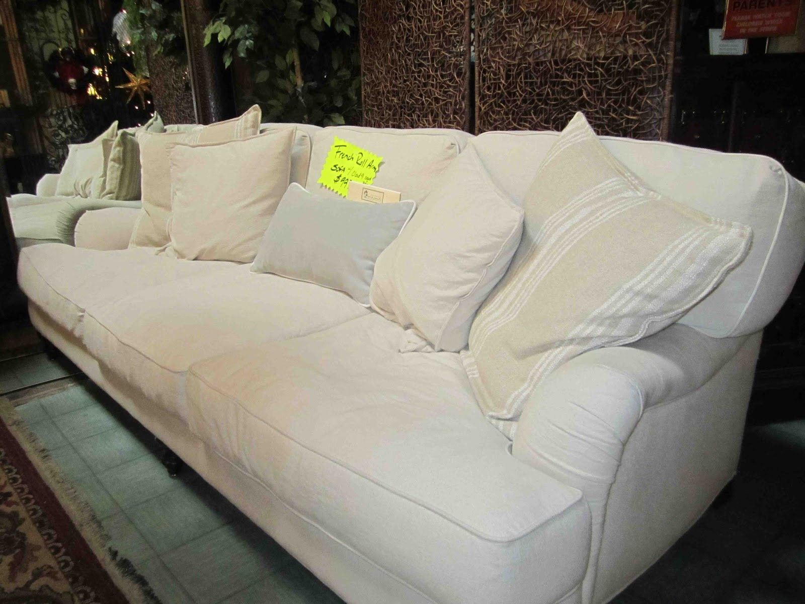 Deep Sofas Double Bed Sofa Mattress From Purdue To Provence An Authentic Haunted House And A