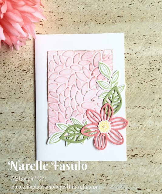 Falling Flowers - Simply Stamping with Narelle - available here - http://www3.stampinup.com/ECWeb/ProductDetails.aspx?productID=142329&dbwsdemoid=4008228
