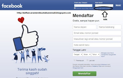 CARA MUDAH RESET PASSWORD FACEBOOK