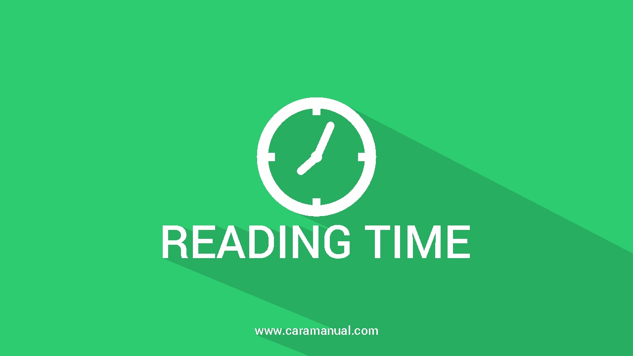 Cara Membuat Reading Time di Blogger