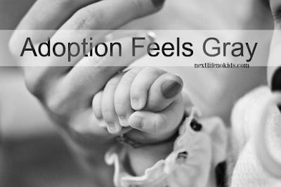Next Life NO Kids - Adoption Feels Gray #adoption #controlissues