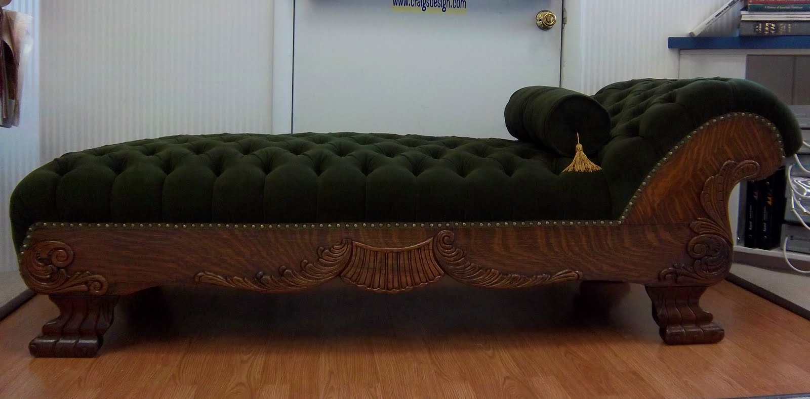 Antique Fainting Sofa For Eastlake Antique Fainting Couch
