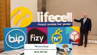 Turkcell'in Yeni Hizmeti Lifecellin Ayrıntıları