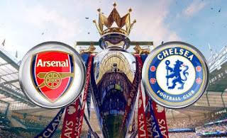 Prediksi Arsenal vs Chelsea - Kamis 4 Januari 2018 Siaran Langsung RCTI