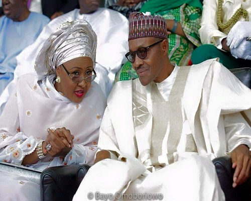 Buhari challenges wife, Aisha, to prove cabal influence