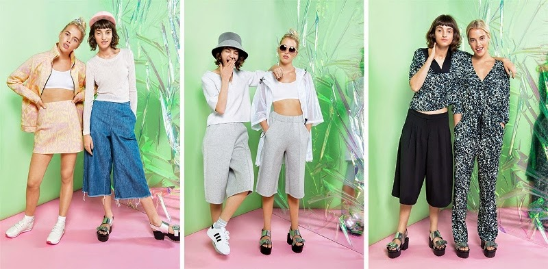 Fashion Buzz, Monki Spring Summer 2015, Monki Style, Monki Malaysia, monki