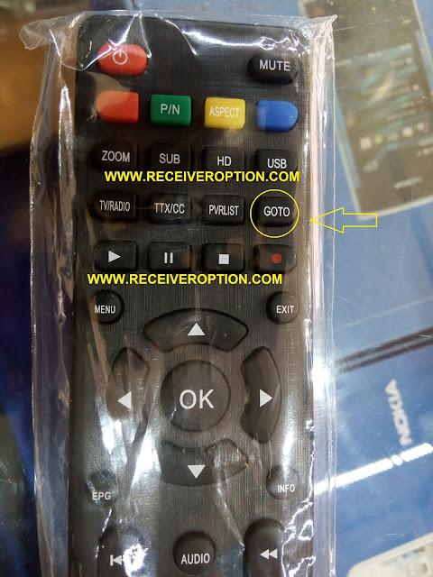SHAHEEN SR-170 HD RECEIVER BISS KEY OPTION