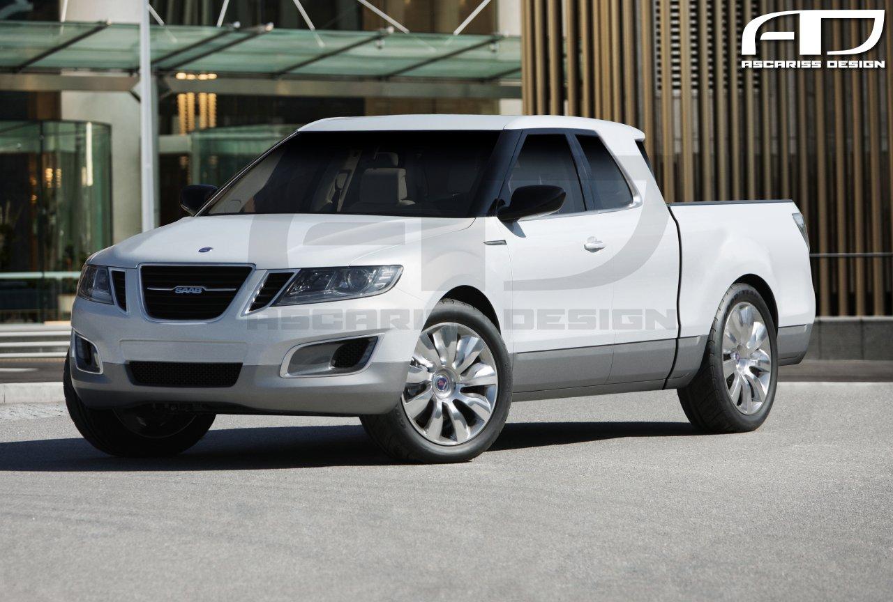Saab Pickup Truck