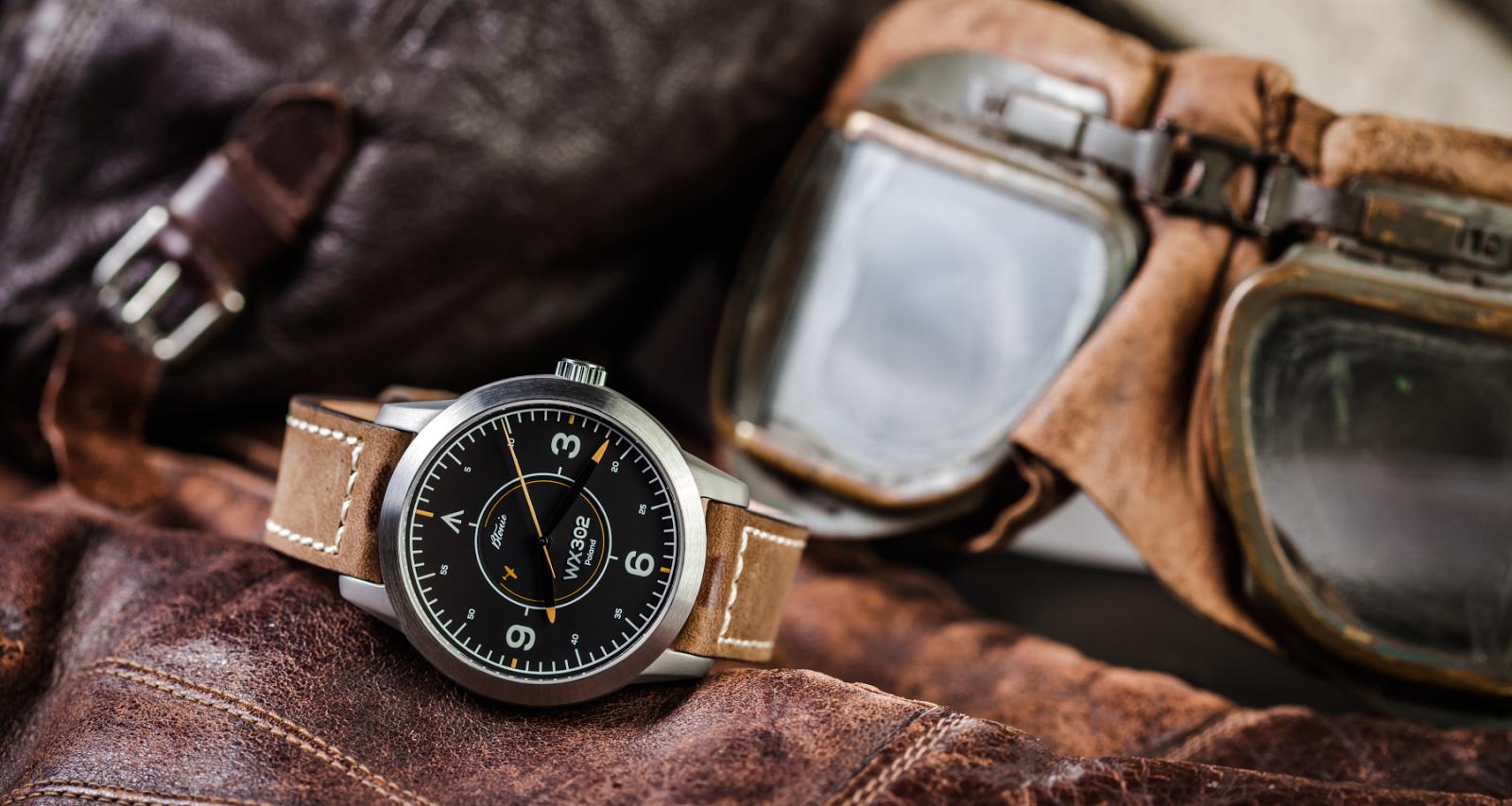 33431516819931 Rocznicę Bitwy o Anglię zaprezentowano drugi zegarek WX302, inspirowany  historią Dywizjonu 302, mający być hołdem dla polskich ...