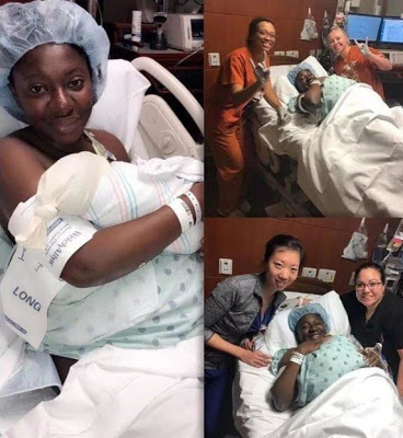 Yvonne Jegede & Husband Welcome Their First Child (Photos)