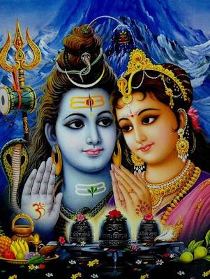 Shiva Parvati story in Ramcharitmanas