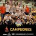 8 Grandes Posiciones Finales: CEU campeón absoluto