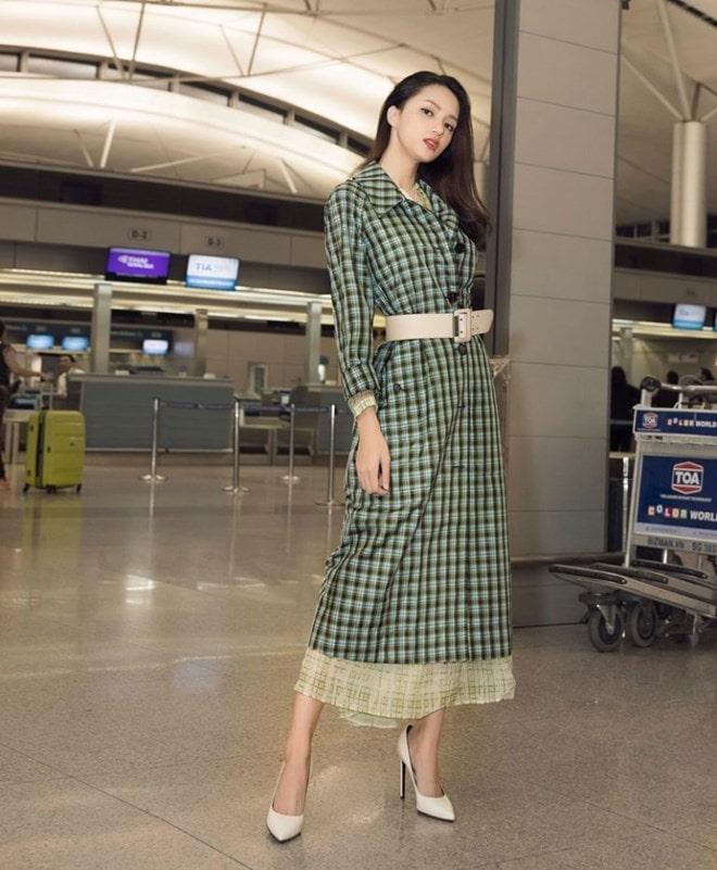 Sao Việt khoe street style phóng khoáng, phối đồ tôn chân dài miên man -15