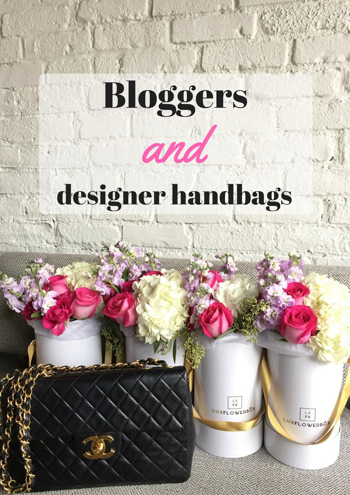 bijuleni - bloggers and designer handbags