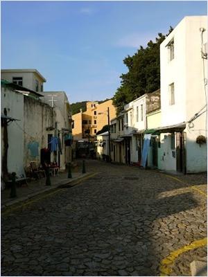 หมู่บ้านไทปา (Old Taipa Village)