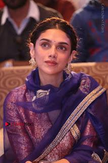 Aditi Rao Hydari Stills in Lehenga Choli at Cheliyaa Telugu Movie Audio Launch Event  0077.JPG