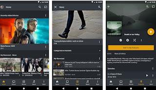 Plex per smartphone