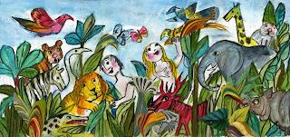 illustrazione di E. Luzzati