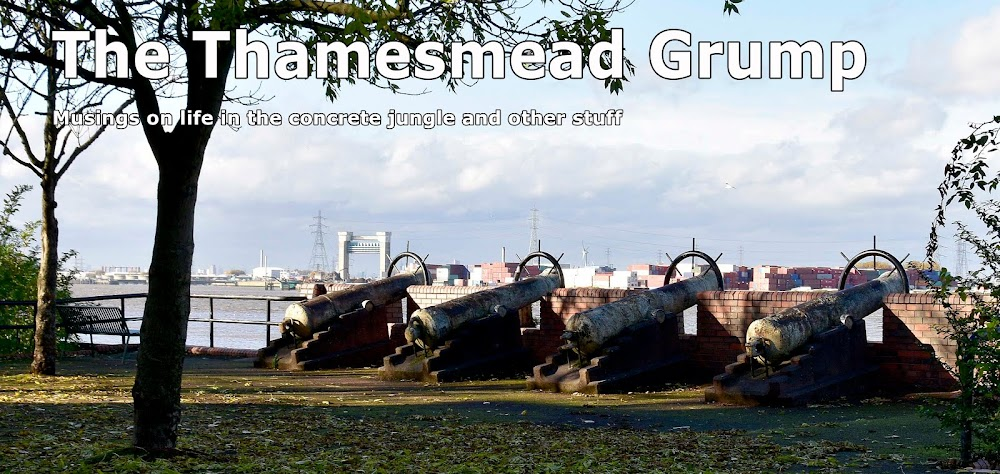 The Thamesmead Grump