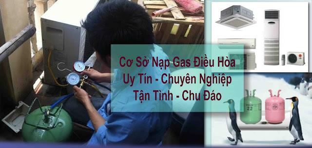 Nạp gas điều hòa tại quận Đống Đa, Hà Nội