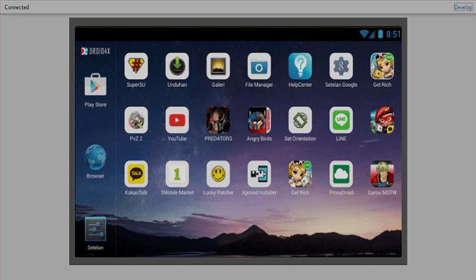 أفضل ثلاثة مواقع لشغيل وتجربة تطبيقات الأندرويد أون لاين بدون