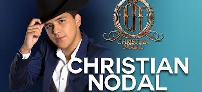 christian nodal 2018 eventos logo concierto