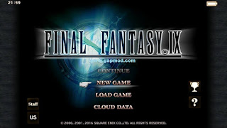 FINAL FANTASY IX v1.0.2 Mod Apk for Android