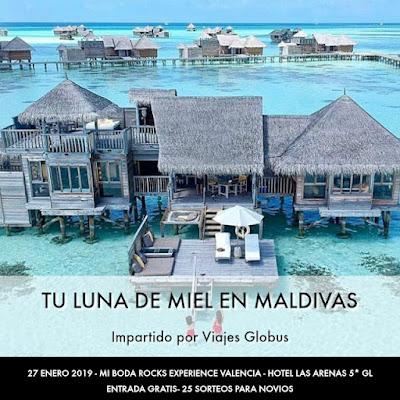 taller viajes globus mi boda rocks experience valencia 2019