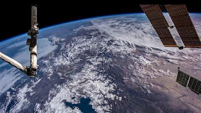 المحطة الفضائية