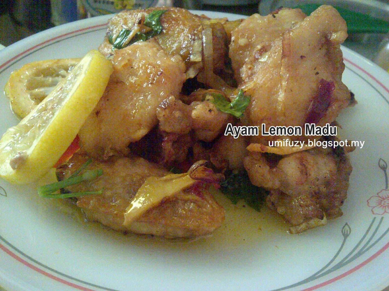 Resepi Ayam Lemon Madu Umifuzydotcom Tasnim Hitam Herbal Istimewa Dari Bahan Pilihan