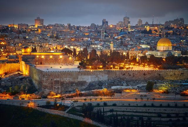 Benarkah Kaum Yahudi Penduduk Pertama Yerusalem?