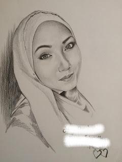 lukisan pensel