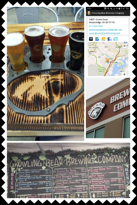 WineCompass: #VABreweryChallenge - Four Breweries Along ...  Growling