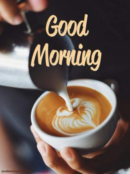 good morning sweet coffee images