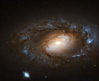 Spiral Galaxy NGC 4102
