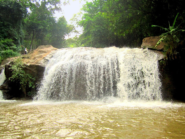Samoeng Loop Chiang Mai Waterfall