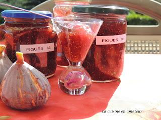 confiture de figues recette cookeo