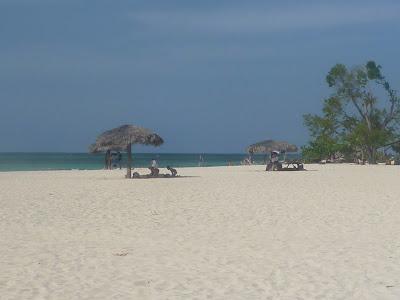 Gardalavaca beach