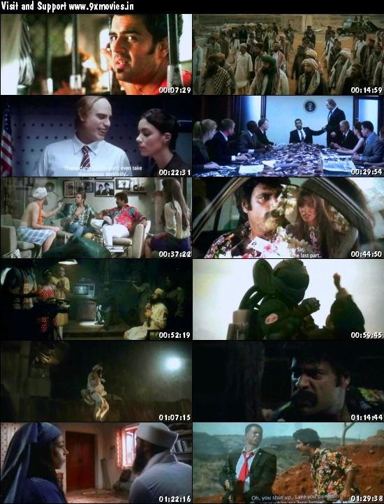Tere Bin Laden Dead or Alive 2016 Hindi 720p DVDScr