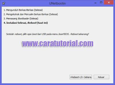 Cara Menjadikan USB Sebagai Media untuk Install Ubuntu