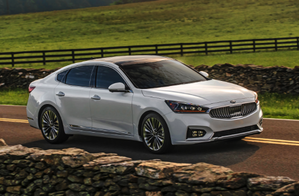 2018 Kia Cadenza Review
