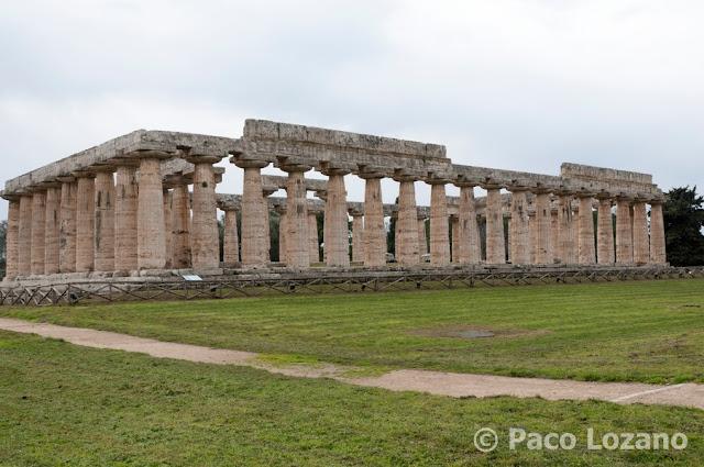 Hereo en Paestum