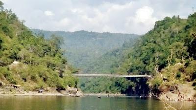jaflong tourist spot