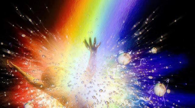 FLUTUAR NA TECEDURA DO CORAÇÃO NAS PRÓXIMAS HORAS - Mensagem de Sananda, Maitreya  e Melchisedeck (29 de Novembro 2017)