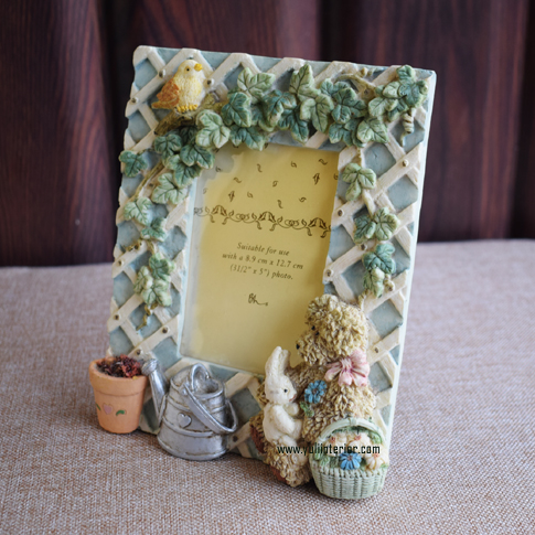 Ceramic Picture Frame