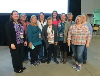 ImPeckable Stampers at April 2017 Stampin' Up! On Stage event in Minneapolis, MN