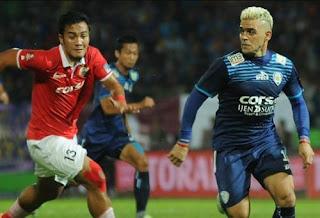 Arema FC vs Persija Jakarta 1-1 Grup B Piala Presiden 2017