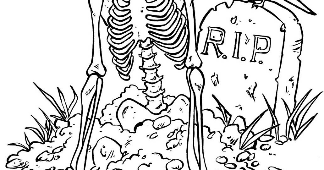 h is for halloween coloring pages - photo #28